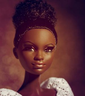 barbie negra 300